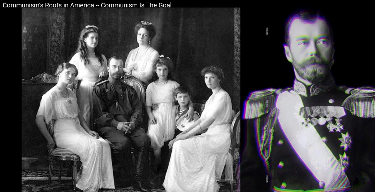 Communism's Roots in America