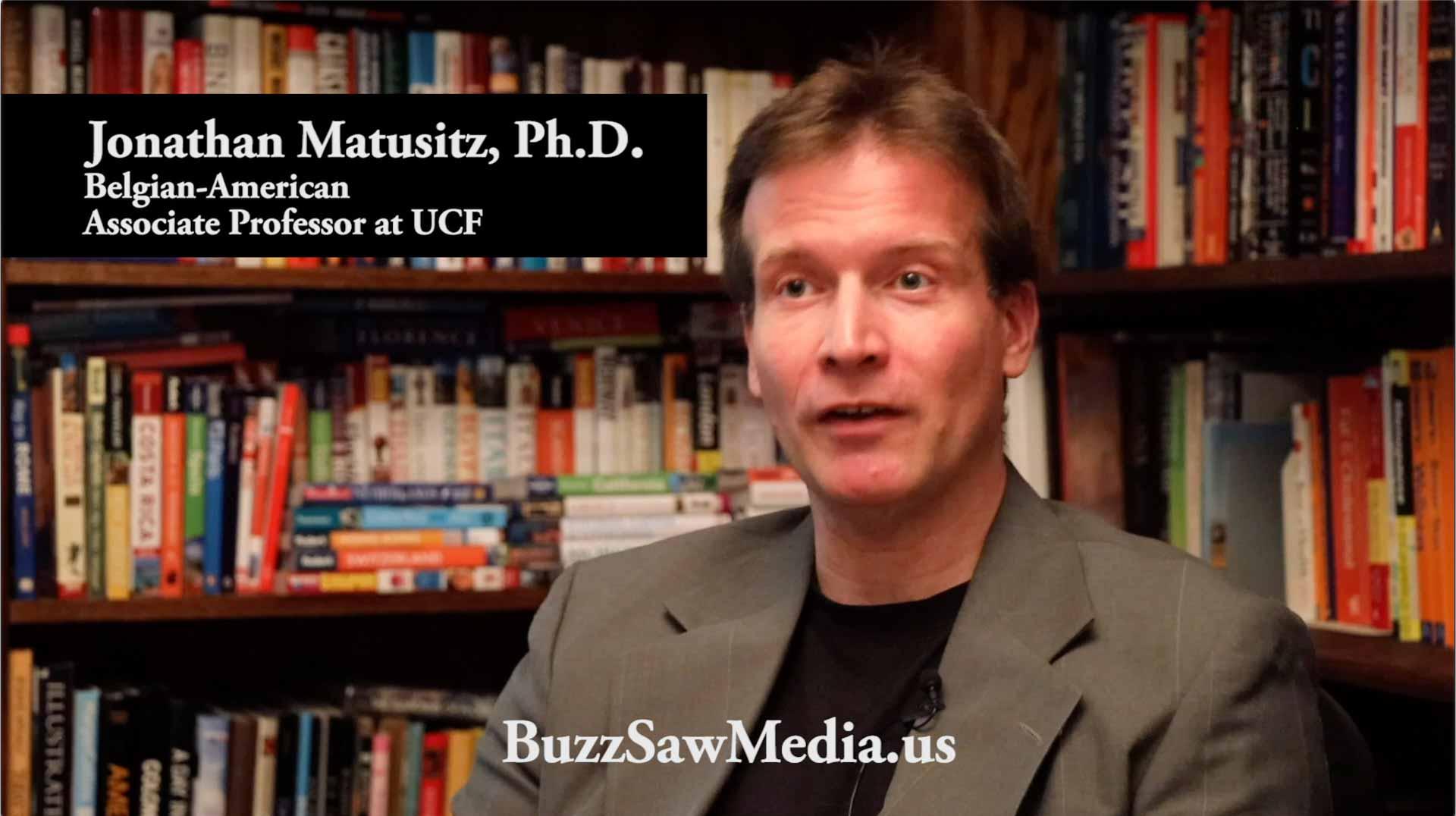 America In Peril – Professor Matusitz